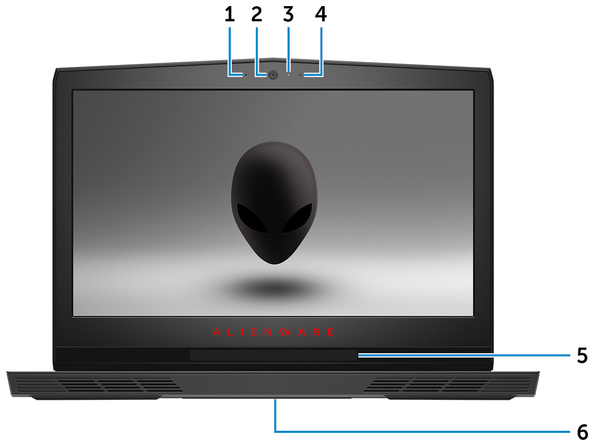 Alienware 17 R4 Setup and Specifications