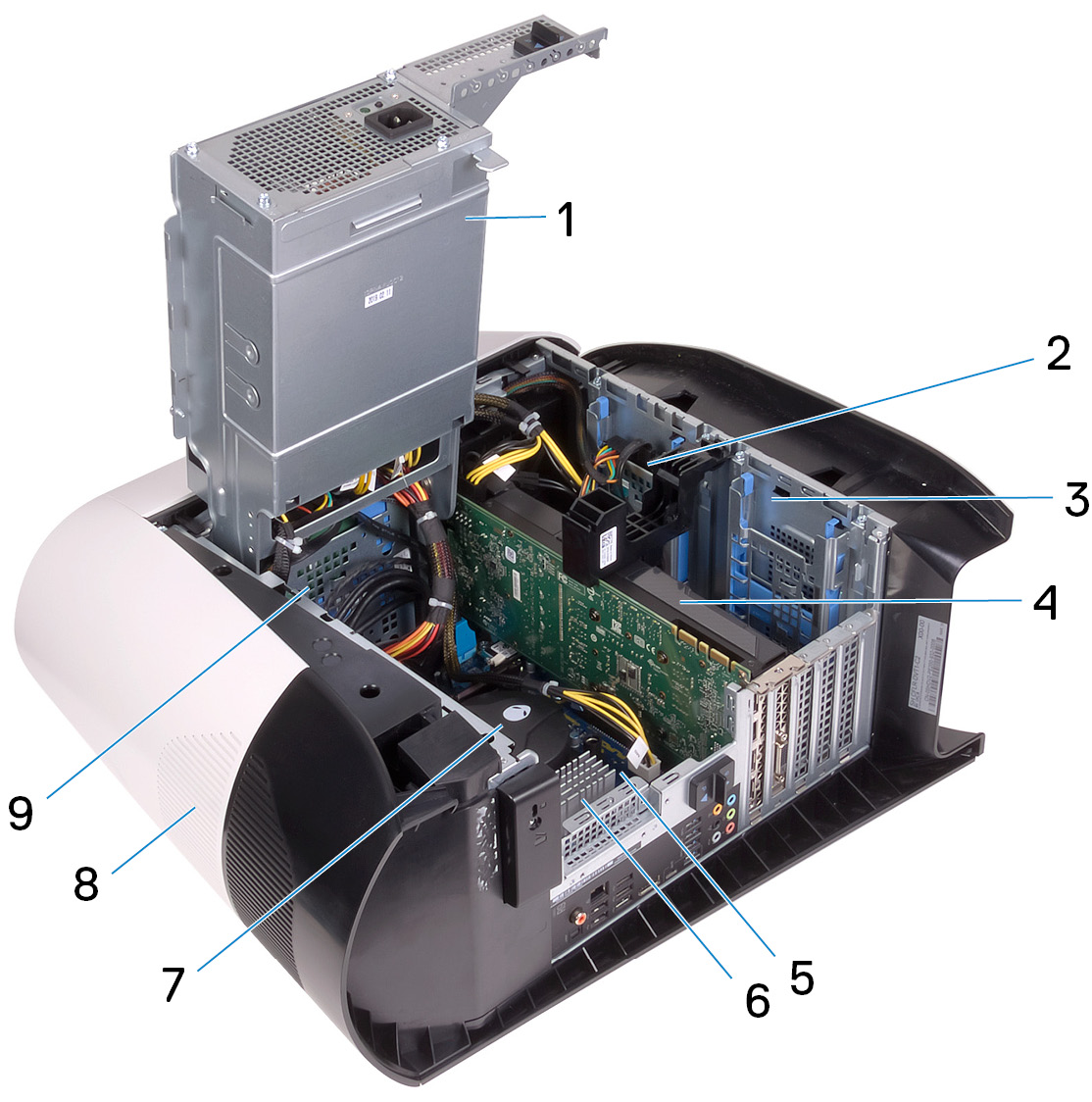 Alienware Aurora R9 Service Manual