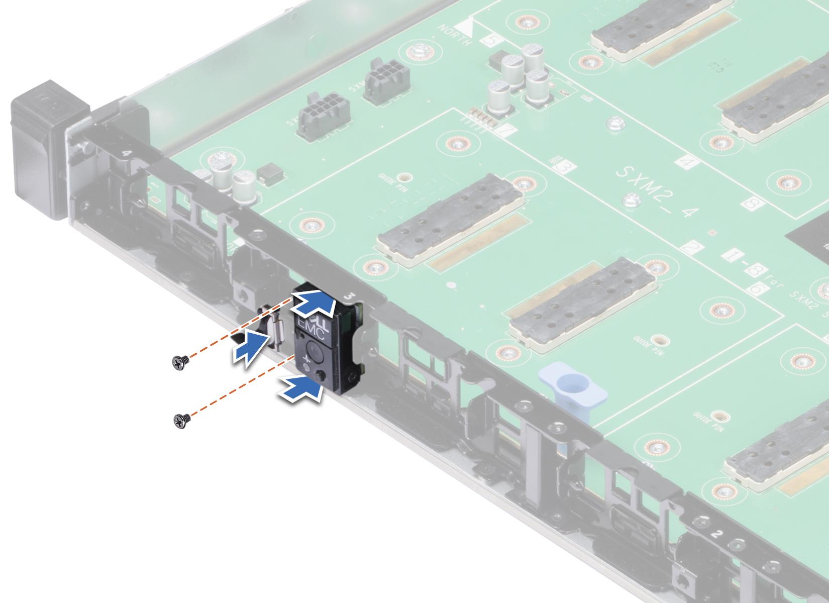 Dell EMC PowerEdge C4140 Installation and Service Manual