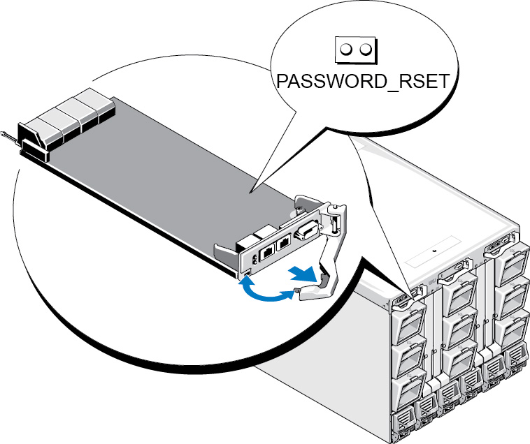 Dell PowerEdge M1000e Chassis Management Controller Firmware Version