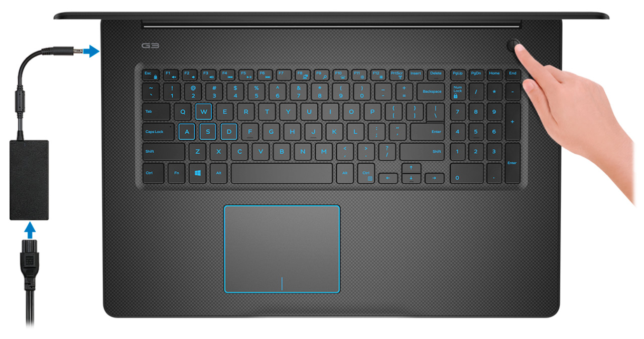 Dell G3 15 Setup and Specifications