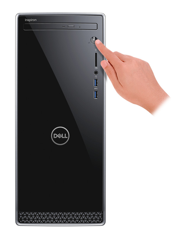 Inspiron 3670 Setup and Specifications