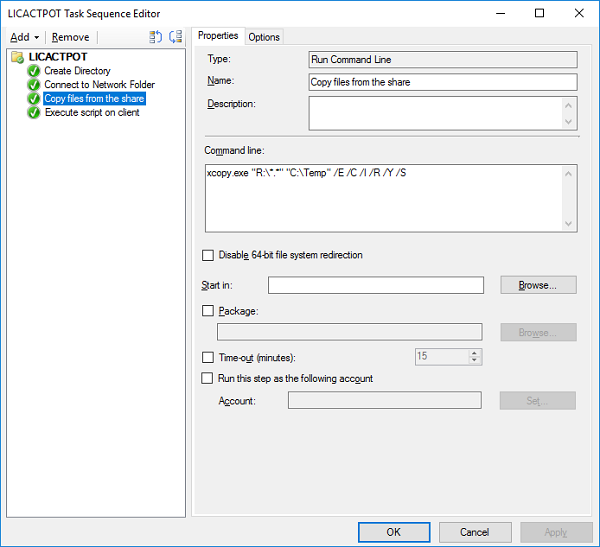 License Migration Tool (LMT) to update the License Migration