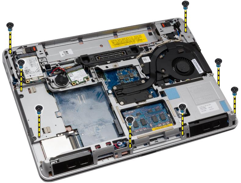 Dell Latitude E6440 Laptop Service Manual