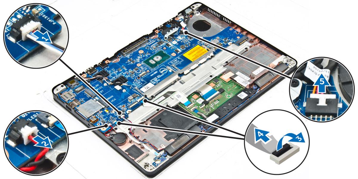 Dell Latitude E7470 Owner's Manual