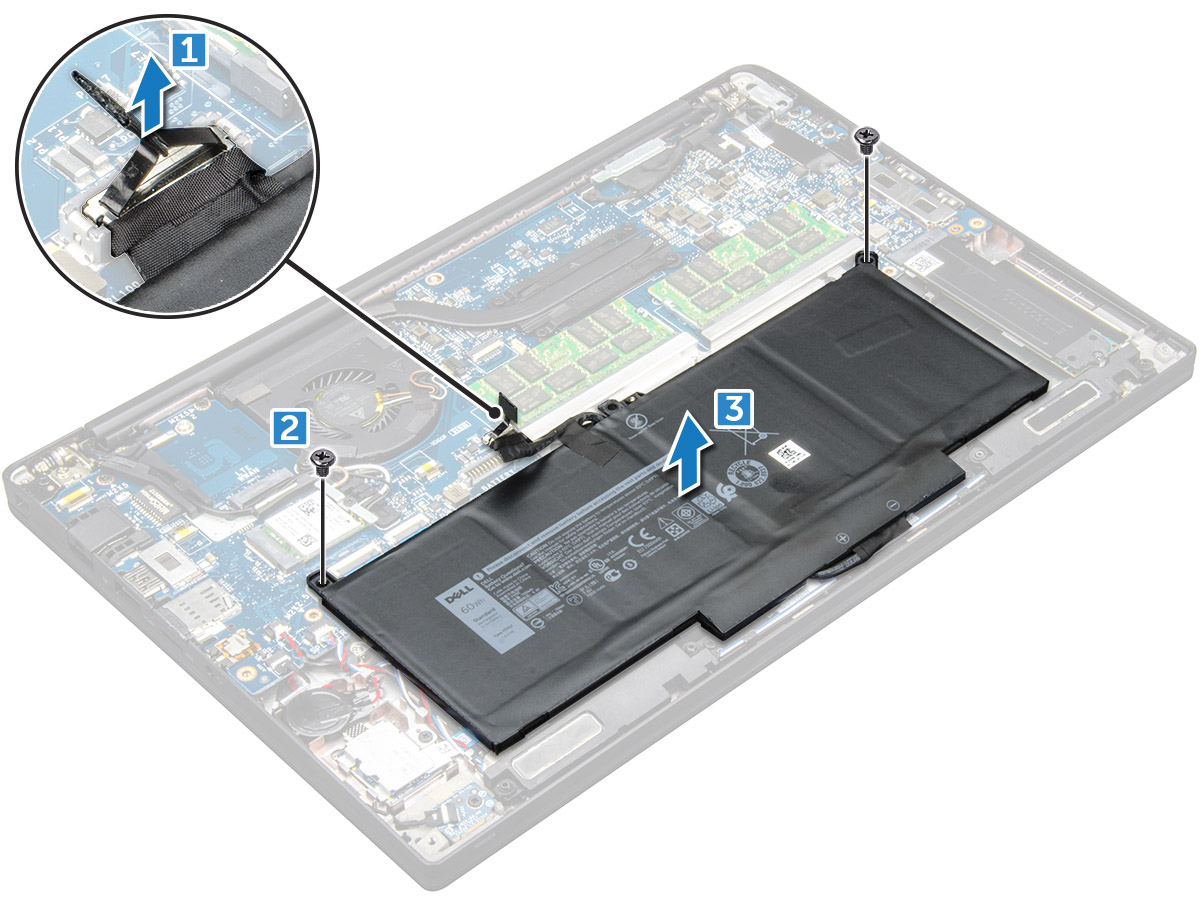Dell Latitude 7480 Owner's Manual