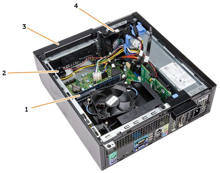 Dell Optiplex 9020 Small Form Factor Owner S Manual