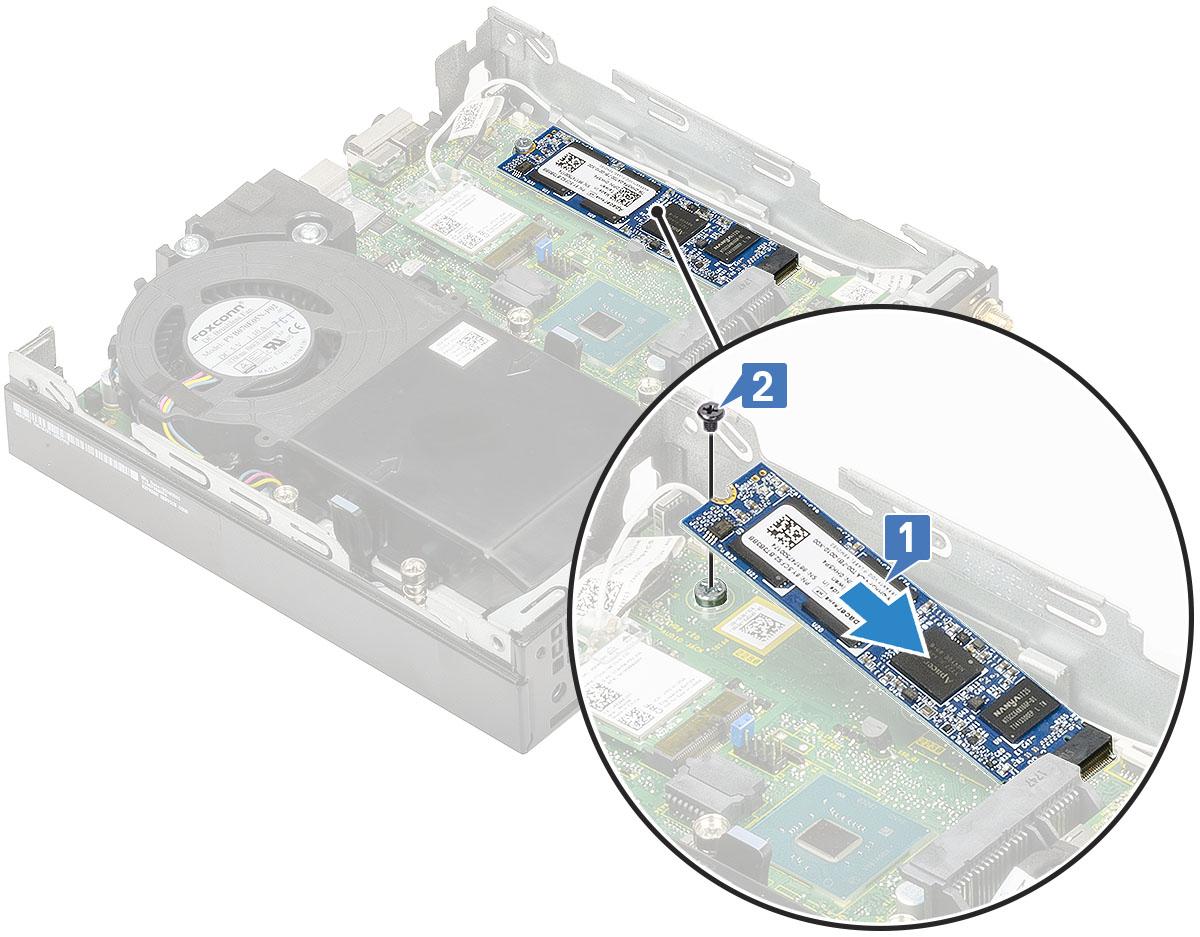 Dell OptiPlex 5060 Micro Service Manual