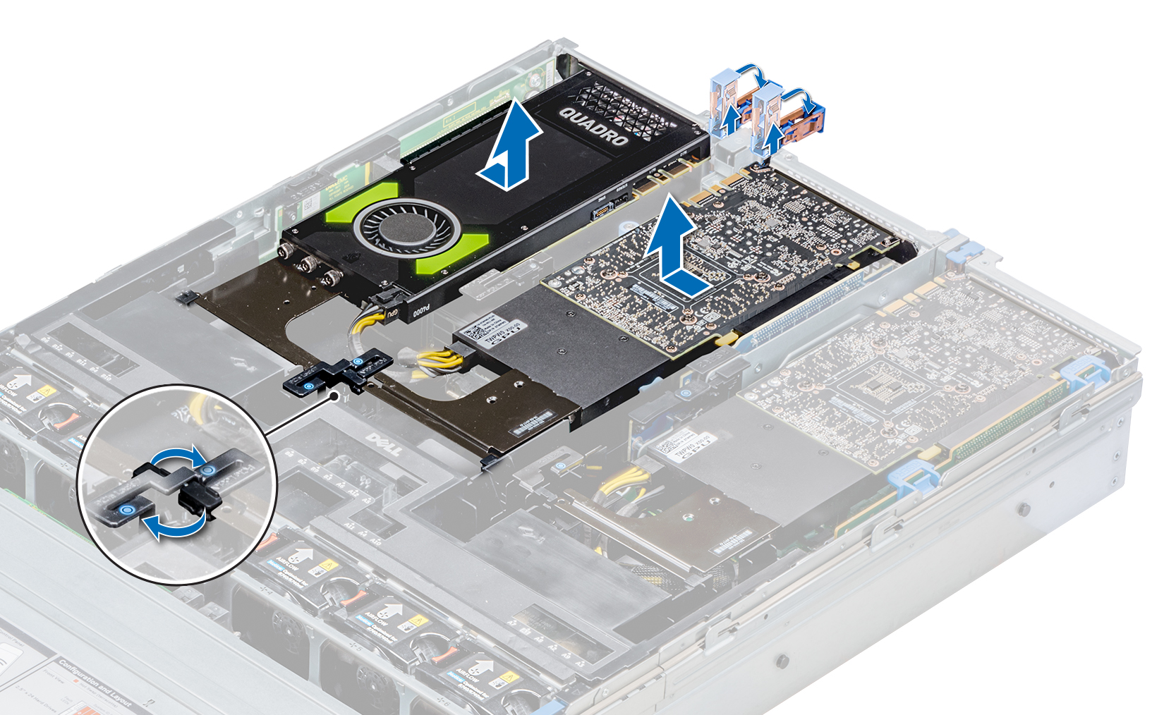 Dell EMC PowerEdge R740xd Installation and Service Manual