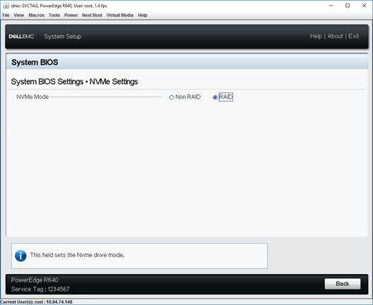 Dell EMC PowerEdge RAID Controller S140 User's Guide
