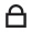 Icono de la ranura para el cable de seguridad