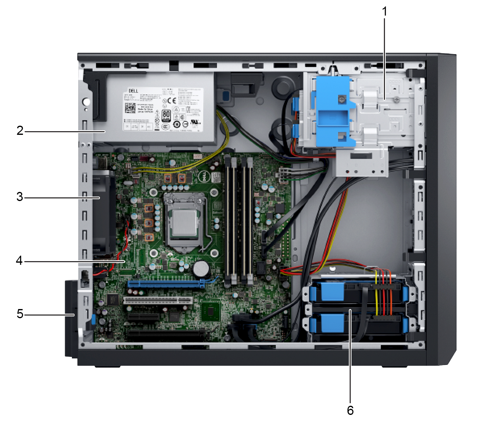 Dell PowerEdge T30 Owner's Manual