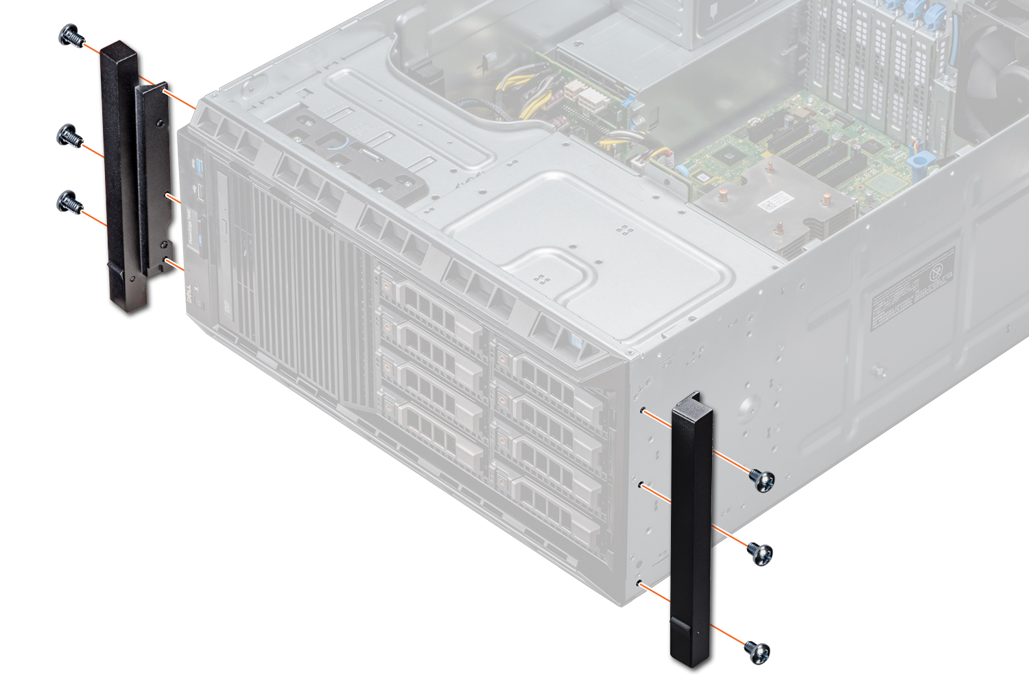 Dell EMC PowerEdge T440 Installation and Service Manual