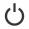 Power-on indicator icon