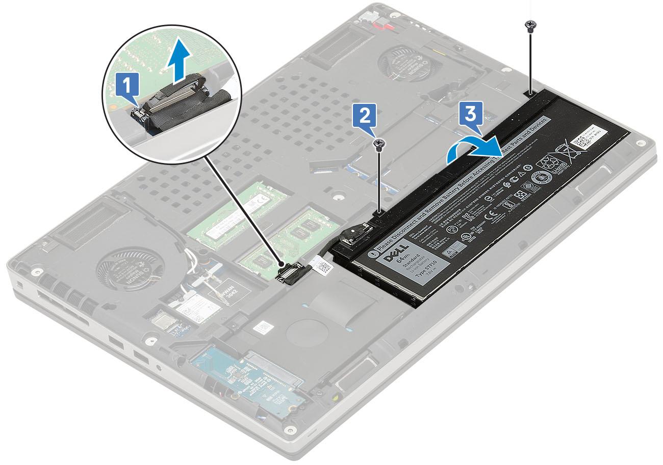 Dell Precision 7530 Service Manual