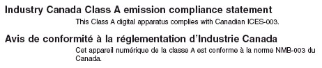 Illustration of Canadian Department of Communication Statement