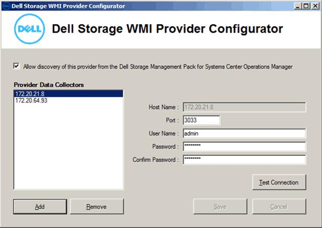 Storage Center Management Pack Version 4 0 1 for Microsoft System