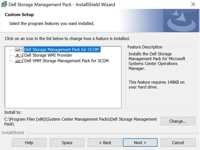 Storage Center Management Pack Version 4 0 1 for Microsoft