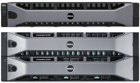 Dell SC4020 Storage System Owner's Manual