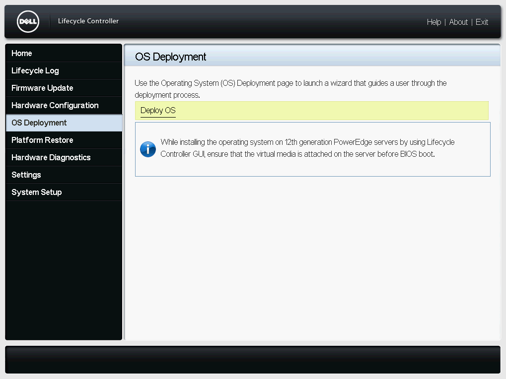 Setting Up Your Dell PowerEdge Server Using Dell Lifecycle