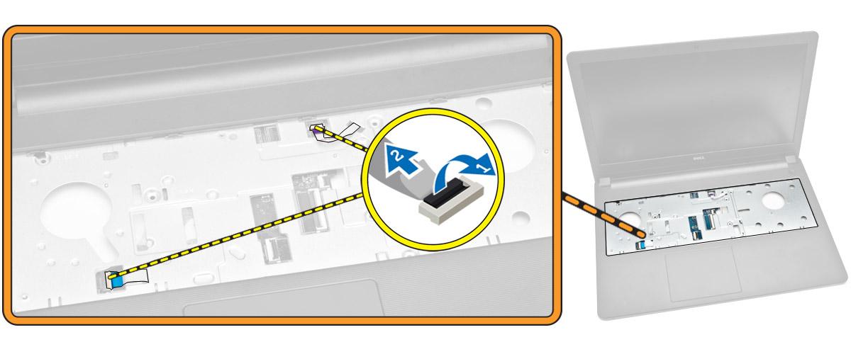 csatlakoztassa a bekapcsológombot az alaplaphoz