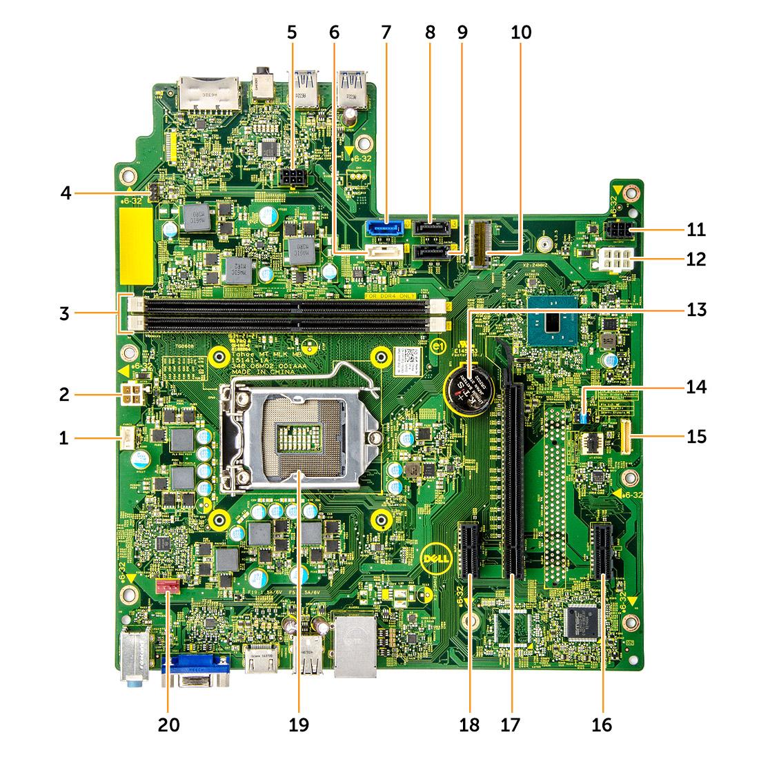 Dell Optiplex Diagram Great Design Of Wiring Kama Ts254 755 Sff Diagrams Schemes Diagnostic Codes Lights 1 3