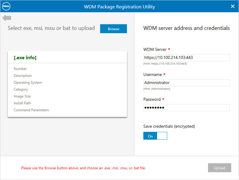 Dell Wyse Device Manager Version 5 7 1 Administrator's Guide