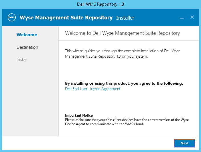 Dell Wyse Management Suite Version 1 3 Deployment Guide