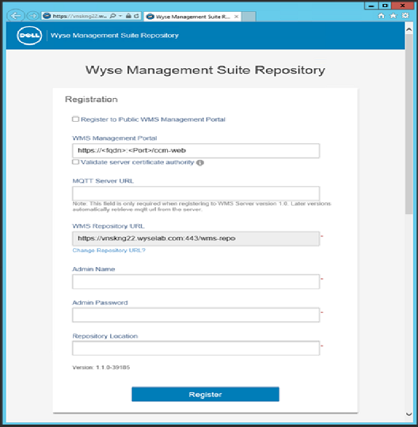 Dell Wyse Management Suite Version 1 1 Deployment Guide
