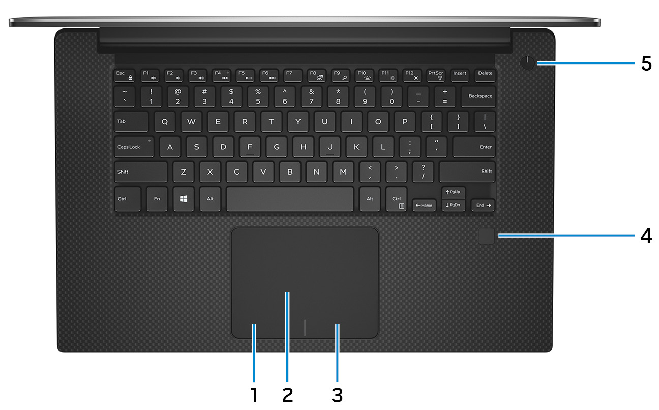 XPS 15 Setup and Specifications