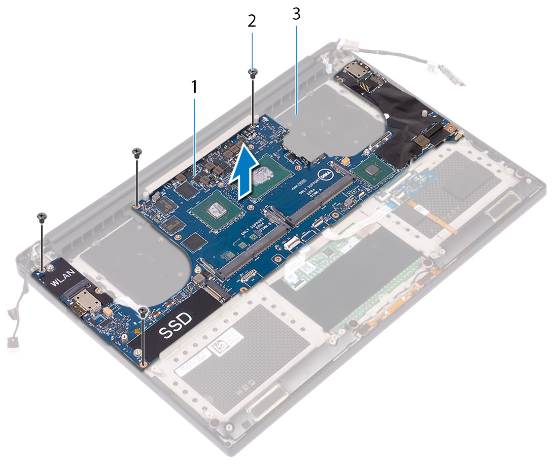 9570 motherboard compatible with 9560? : Dell