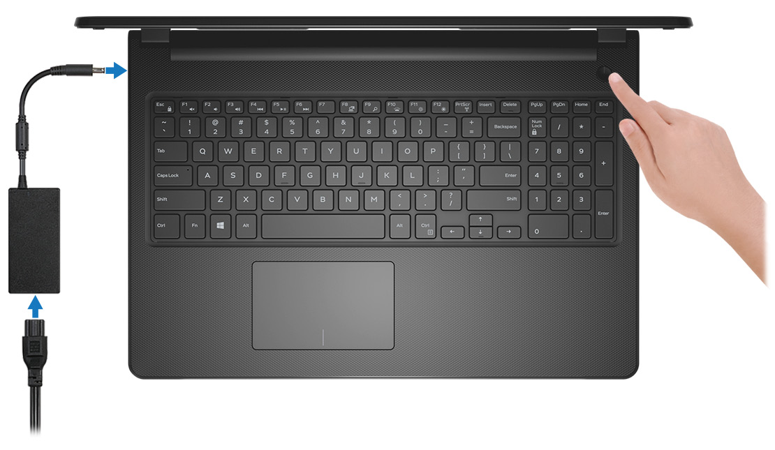 Inspiron 15 3000 Setup and Specifications