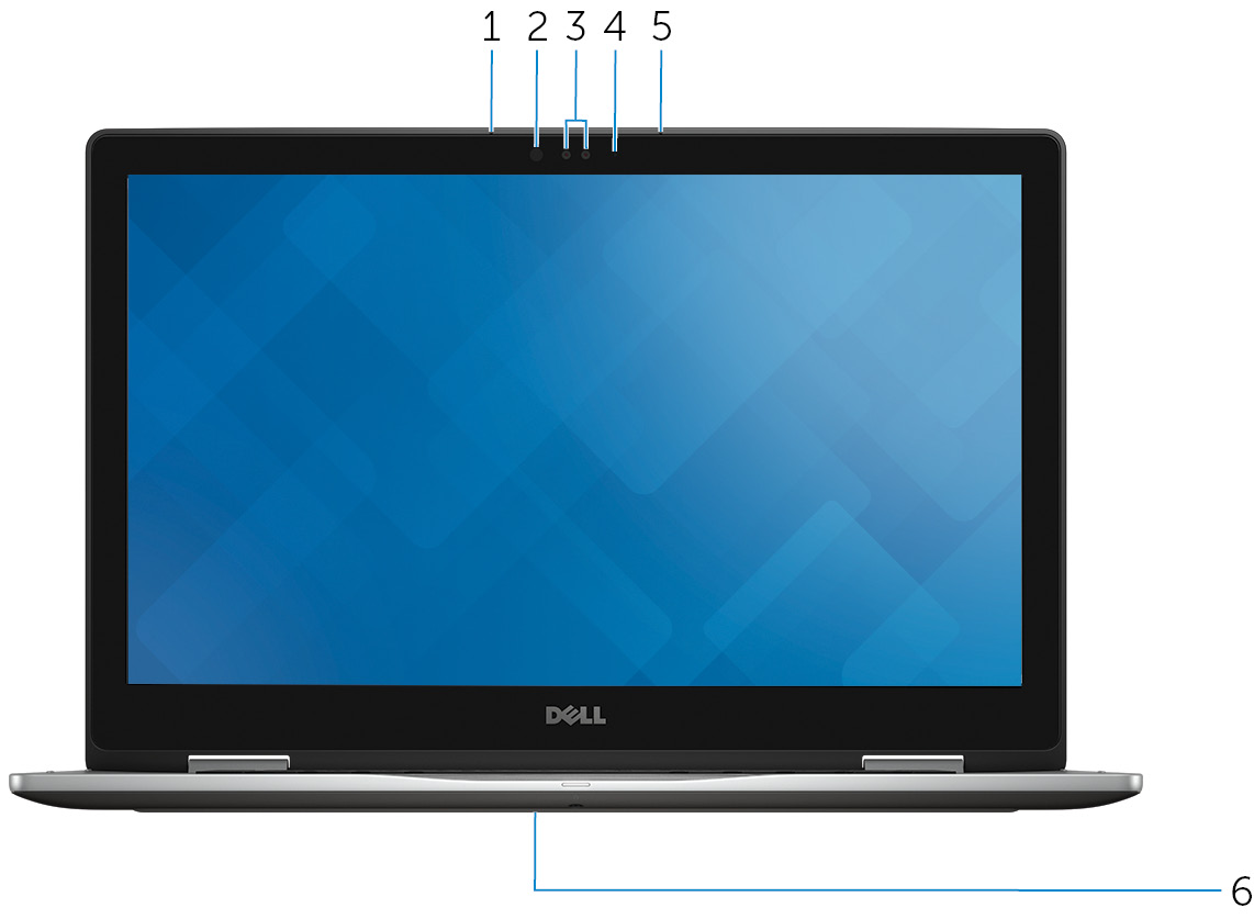 Inspiron 15 7000 Series 2-in-1 Setup and Specifications