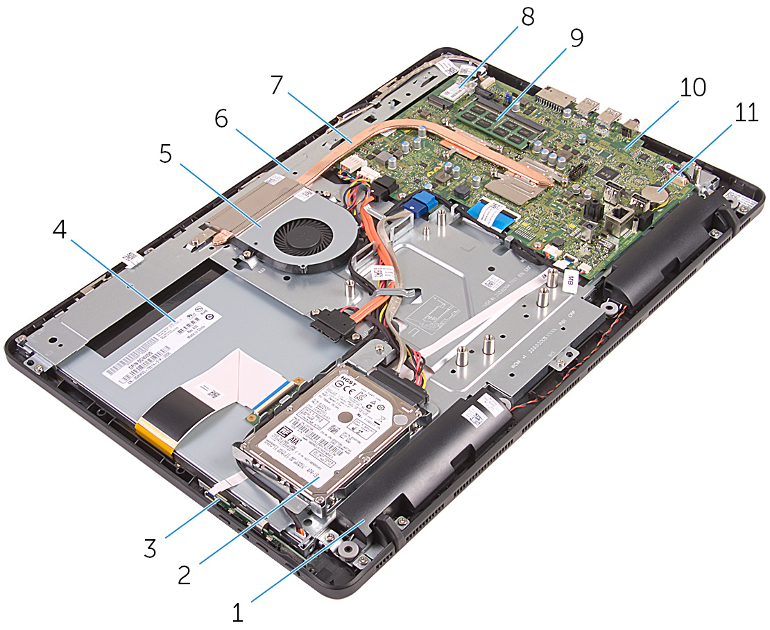 Inspiron 203000 Series Service Manual Inside A Computer Diagram Picture Of Image View Your