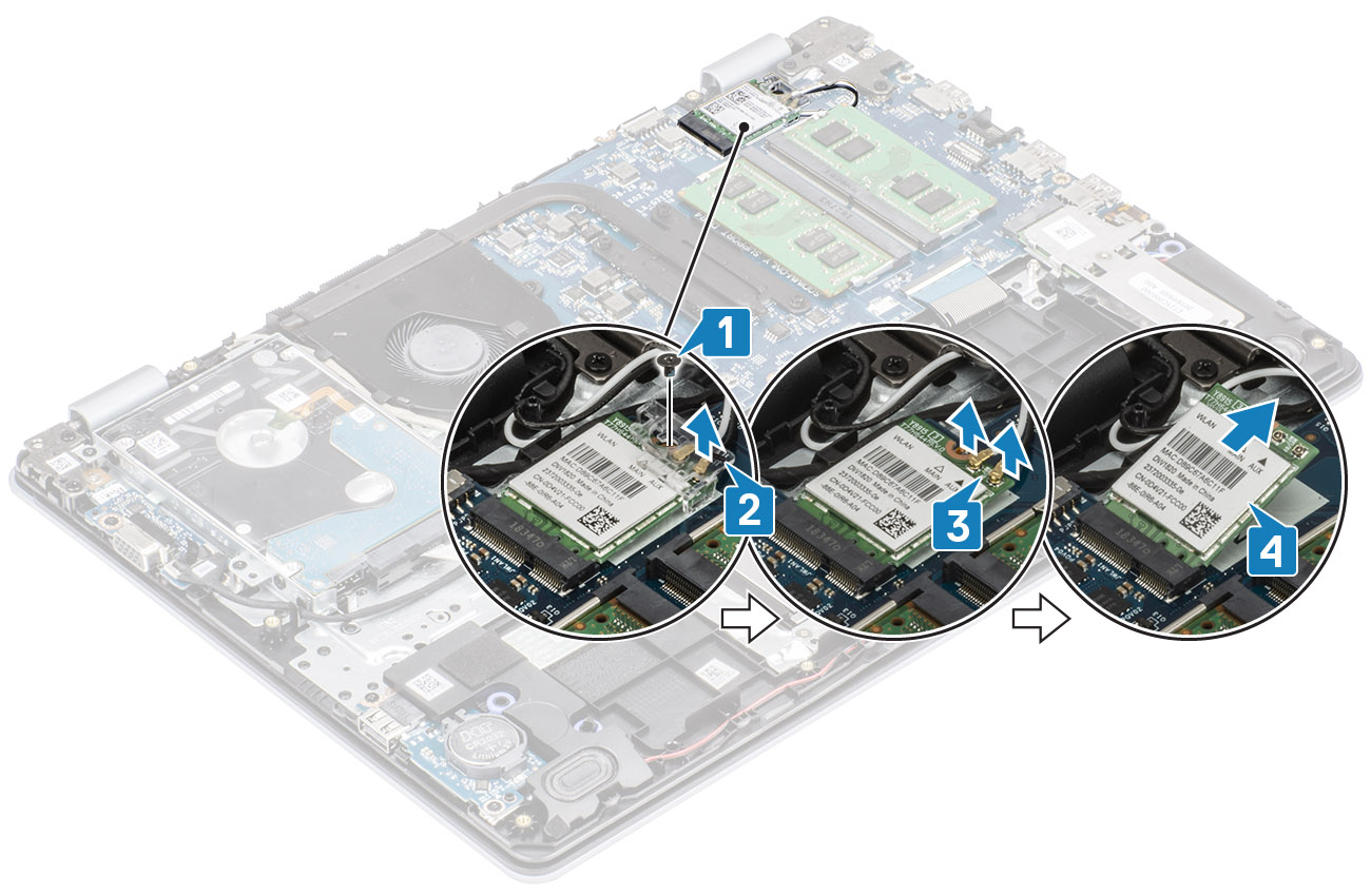 Image: WLAN card