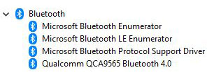 Bluetooth drivers