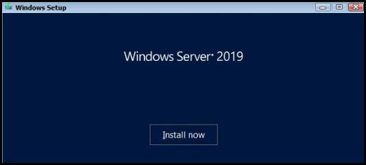 Windows 설치 - 지금 설치