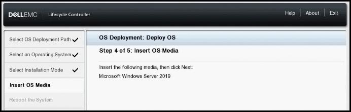 OS 미디어 삽입