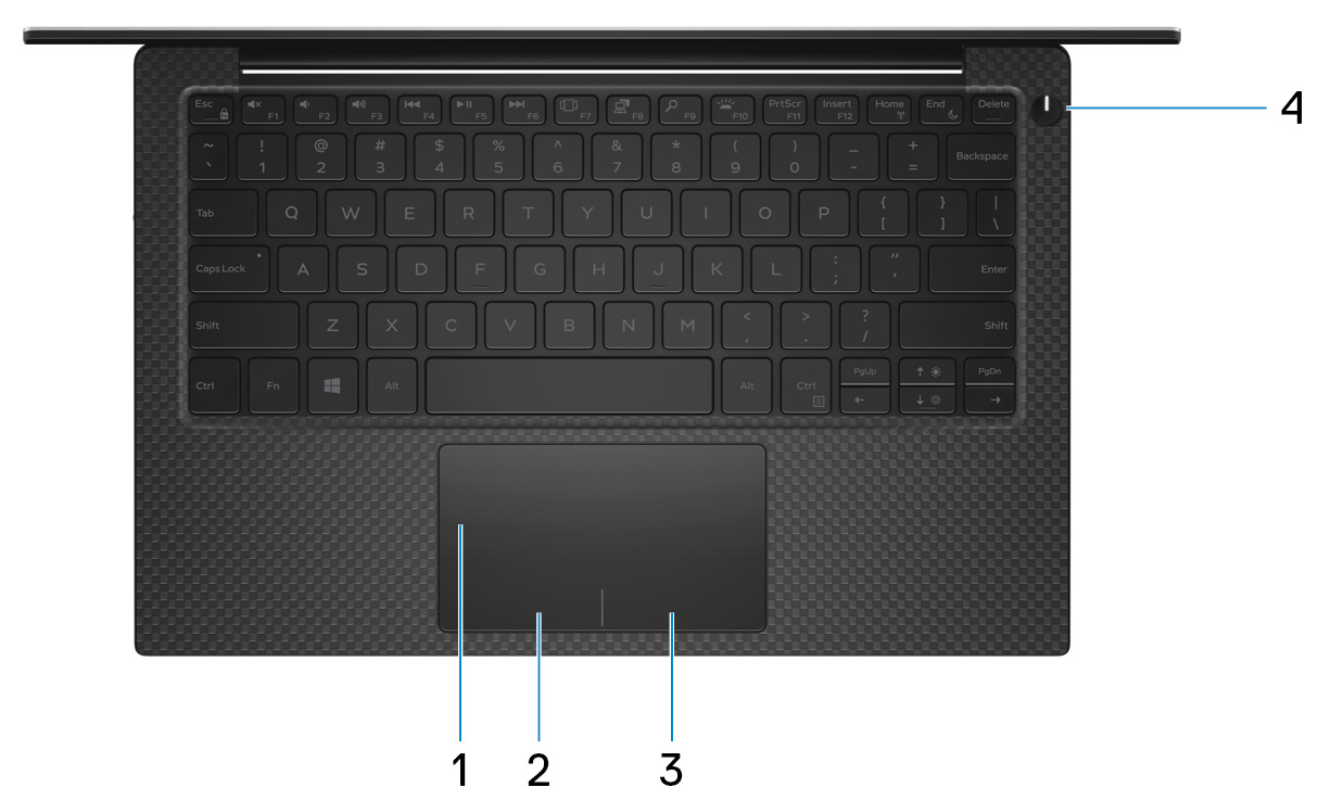 XPS 9380 Setup and Specifications